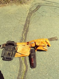 yellow and black power tool belt White Rock, V4B 1A6
