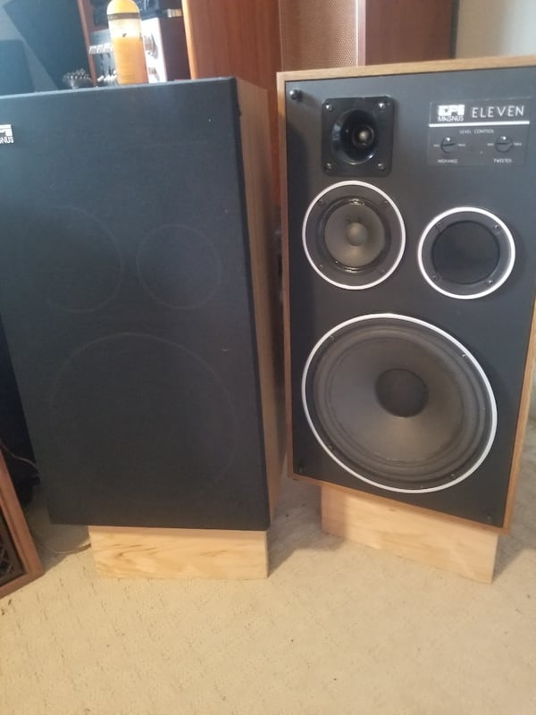 EPI Epicure Stereo Speakers 1