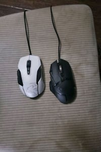 Roccat kone aimo white mouse and g502 hero Woodbridge, 22193