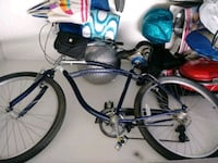 2 Schwinn Jaguar 7 speed beach cruisers.  Redlands