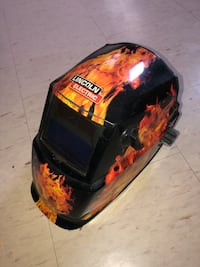 Lincoln Electric Darkfire Autodarkening Welding Helmet