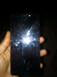 black android smartphone with case Los Angeles, 90012