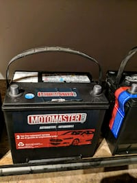 black and red Lincoln Electric welding machine Calgary, T2B
