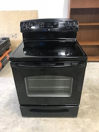 Ge electric stove  Chantilly, 20151