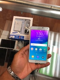 Samsung galaxy note 4 32gb factory unlocked, will work with any simcard