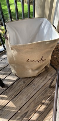 Laundry basket cloth foldable Altamonte Springs, 32714