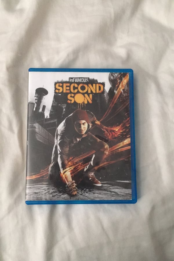Infamous second son PS4 1ab7b134-d401-4e37-a008-dcbe96bed2b7