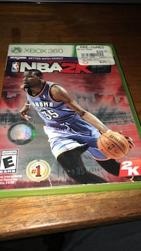 NBA 2K15 Xbox One game case Junction City, 97448