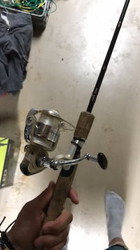 fishing reel and rod combo Elizabethtown, 17022