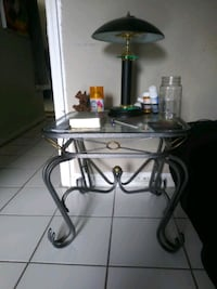 Glass matching Dinning Living room..4 chair. . Living room coffee.end  Tampa, 33614