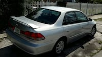 Honda - Accord - 2002