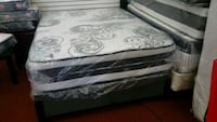 Jumbo Mattress 14 inches FREE DELIVERY TODAY