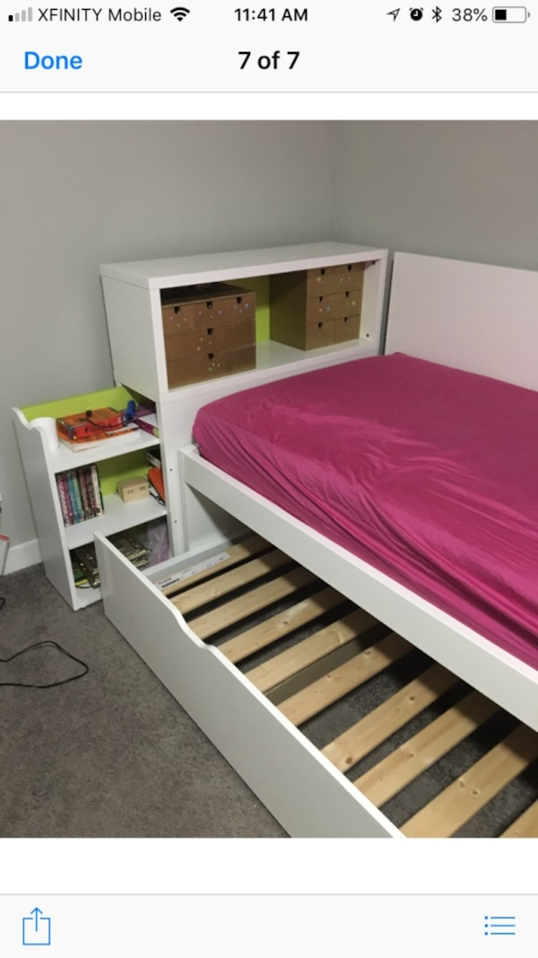Trundle Bed.Trundle Bed Twin Size Ikea Flaxa