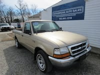 2000 Ford Ranger Reg Cab 112  WB XL Woodbridge, 22191