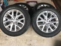"20"" Ford Wheels  Houston, 77073"
