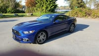 Ford - Mustang - 2015 Vancouver, V6P 6J6