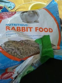 Rabbit food Toronto, M2J 1B8