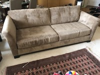 Excellent condition Sofa and chair Rockville, 20852