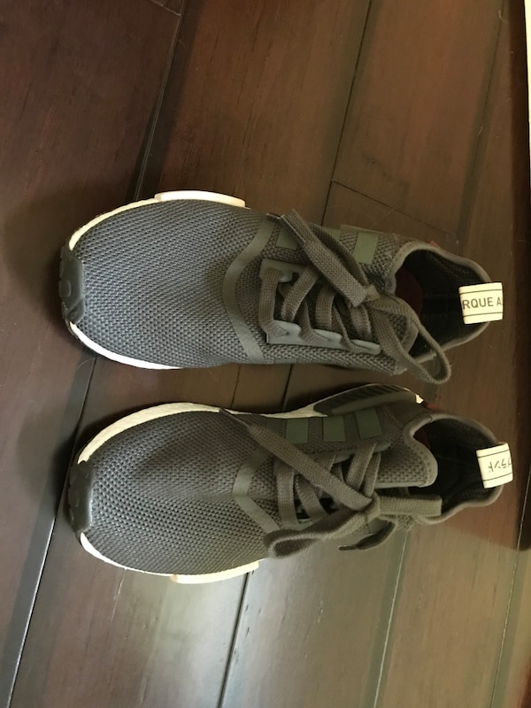 Used Adidas women s nmd size 7 for sale in Staatsburg - letgo a02067399