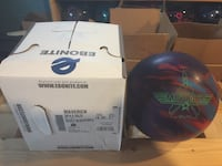 Ebonite Maverick Solid 14lb New And Undrilled Bowling Great Box Spec's  Parma, 44134