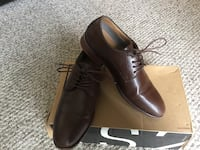 Men's Dress Shoes - Size 7 US - Brown coloured Hamilton, L8W