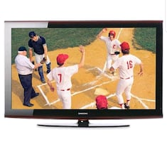 Samgung LN52A650 52-Inch 1080p 120 Hz LCD HDTV with Red Touch