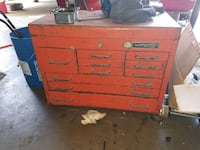 old Matco tool chest Fort Myers, 33905