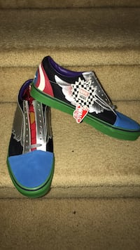 Limited edition Marvel Vans Size 10.5 Ajax, L1T 2P5