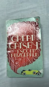 The Great Gatsby book Hamilton, L9C 7V6