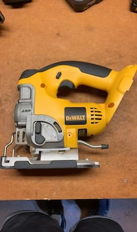 Dewalt DC330 Cordless Var. Speed Jig Saw Green Ridge, 19014