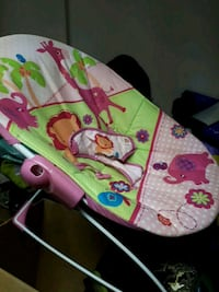 baby's multicolored bouncer Markham, L3S 2S4