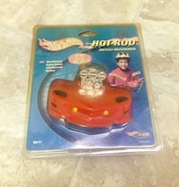 Vintage NOS HOT WHEELS Hot Rod Bicycle Noisemaker-2002- Collectible!   Toronto