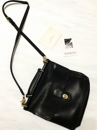 Authentic Coach Bag with Documentation Toronto