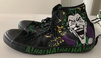 Hi top Converse - Joker (SIZE 12 US) Surrey, V3T 1S6