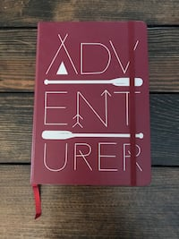 """Adventurer"" Notebook from Hudson's Bay"