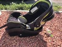 Eddie Bauer car seat and base