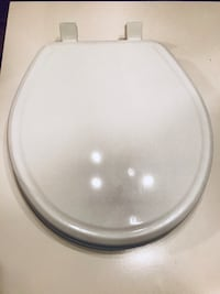 NEW Mayfair Molded Wood Toilet Seat, white Washington, 20006