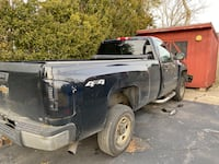 2007 Chevrolet Silverado 2500HD Work Truck Regular Cab LWB Lowell