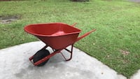 red and black metal folding table Conway, 29526
