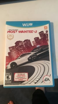 Need for Speed Most Wanted PS3 game case Deerpark, 12780
