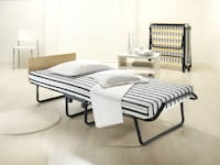 Jay-Be Jubilee Airflow Folding Bed Bradford
