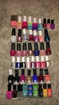 Nail polish Ashburn, 20148