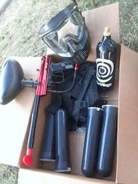 SPYDER VICTOR PAINTBALL EQUIP