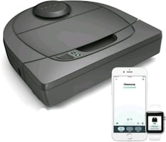 Neato Botvac D3 Connected Navigating Robot Vacuum - Everyday Cleaning