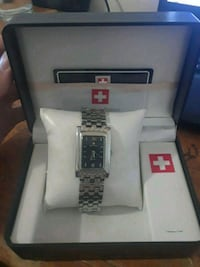 Silver Suisse watch Longueuil, J4V 1M2