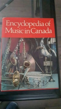 Encyclopedia of Music in Canada 1981 Kitchener, N2A 2T3