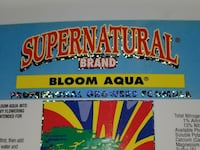 SUPER NATURAL HYDROPONICS BLOOM AQUA 22LBS  Brentwood, 94513