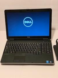 Dell Latitude E6540, 250gb SSD, Grade A Woodbridge, 22191