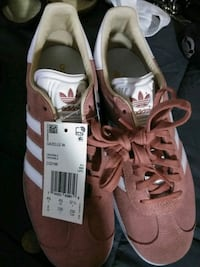 pair of pink-and-white Adidas sneakers Lebanon, 37087