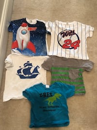 Assortment of 60+ boys 3T clothes Falls Church, 22046